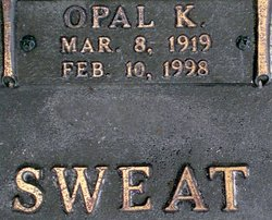 Opal <I>King</I> Sweat