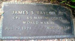 James S. Taylor, Jr.