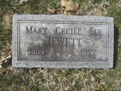 Mary Cecile <I>Six</I> Jewett