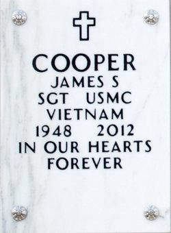 Sgt James Stephen Cooper