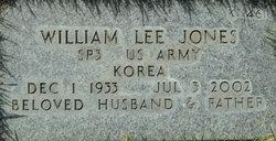 William Lee Jones