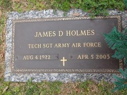 James D. Holmes