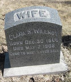 Clara H <I>Ochs</I> Willmot