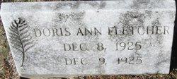 Doris Ann Fletcher