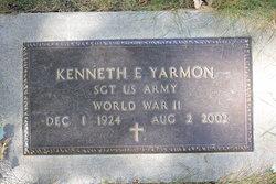 Kenneth E Yarmon