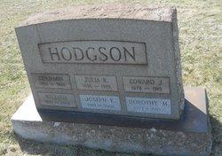 Benjamin Hodgson