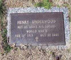 Henry A. Underwood