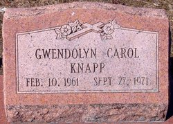 Gwendolyn Carol Knapp