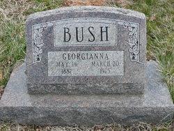 "Georgianna ""Anna"" <I>Donohue</I> Bush"