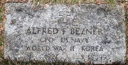 Alfred F Bezner