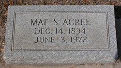 Mae <I>Sullivan</I> Acree