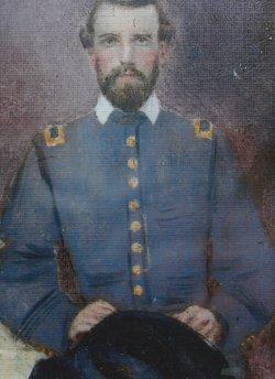 Maj Thomas Spalding McIntosh