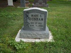 Mary Gertrude <I>Kuehner</I> Dunham