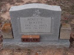Agnes C <I>Giger</I> Booth