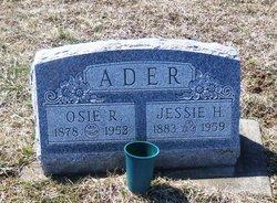 Jessie H Ader