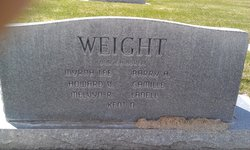 Aileen Vane Weight