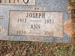 Joseph Rusciano, Sr.