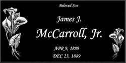 James J McCarroll, Jr