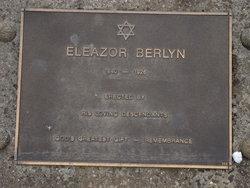 Eleazor Elijah Berlyn