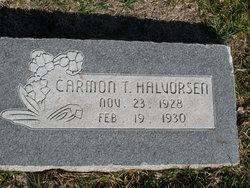 Carmon Tingey Halvorsen