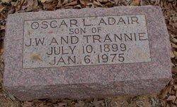 Oscar L Adair