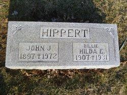 "Hilda E. ""Billie"" <I>Tosten</I> Hippert"