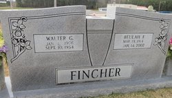 Walter Greene Fincher