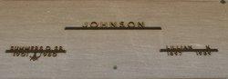 Summer O Johnson, Sr