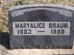 Maryalice Braum