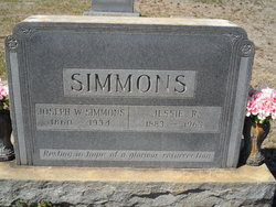 Jessie Naomi <I>Russell</I> Simmons