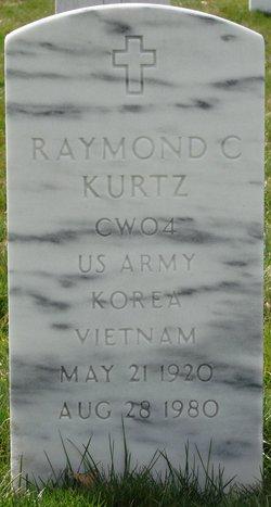 CWO Raymond C Kurtz
