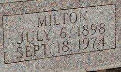 Milton M Thomason