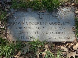 David Crockett Goodlett