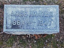 "Angeline Irene ""Angie"" <I>Swigert</I> Mayer"