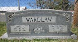 Virginia <I>Crouch</I> Wardlaw