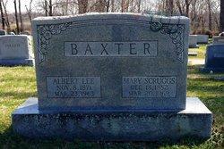 Mary <I>Scruggs</I> Baxter