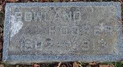Rowland Kenneth Hooper