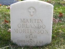 Martin Orlando Mortensen