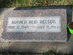 Ronald Reid Nelson