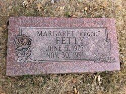"""Margaret Ann """"Maggie"""" Fetty"""