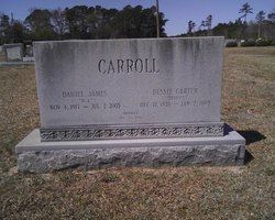 "Bessie E. ""Betty"" <I>Carter</I> Carroll"