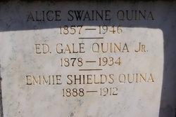 Alice <I>Swaine</I> Quina