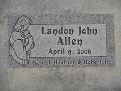 Landon John Allen