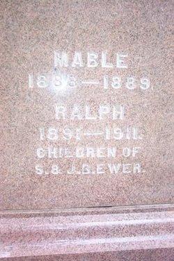 Ralph G. Ewer