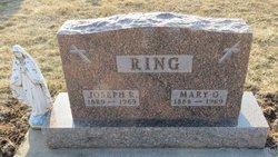 Mary O <I>Sampson</I> Ring