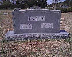 Clarice C. <I>Carter</I> Carter