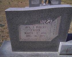 "Rev John Robert ""Bob"" Carter Sr."