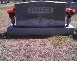 Stella Equellie <I>Carter</I> Grainger
