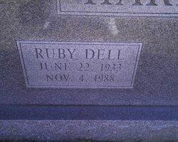 Ruby Dell <I>Carter</I> Hardwick