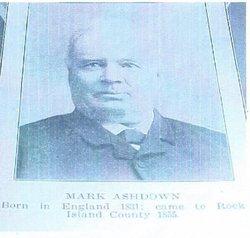 Mark Ashdown